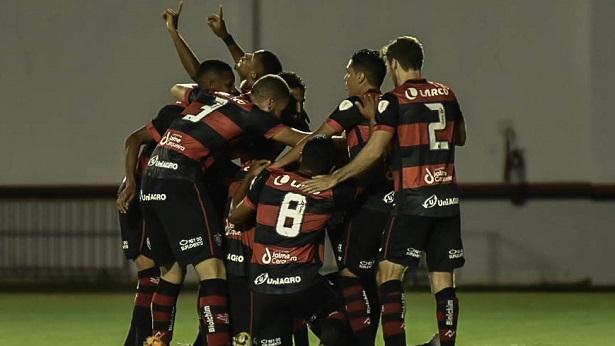 Vitória bate o Rio Branco-ES e se classifica para a terceira fase da Copa do Brasil - esporte