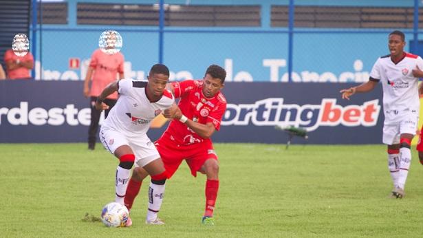 Vitória empata com 4 de Julho e se classifica para as quartas de final da Copa do Nordeste - esporte