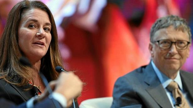 Bill Gates deu R$ 9,5 bilhões em ações para Melinda no dia do divórcio - mundo, celebridade, economia