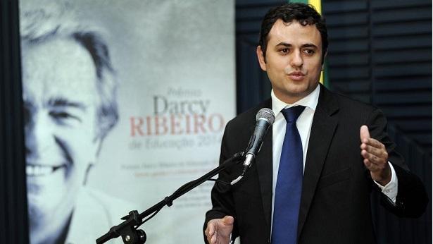 Glauber Braga se apresenta como pré-candidato à Presidência pelo Psol - politica