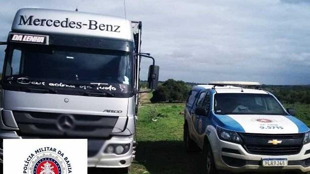 Carga de boi roubada em Sergipe é recuperada em Rafael Jambeiro-BA - rafael-jambeiro, destaque