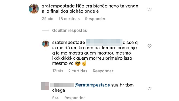Feira de Santana: Polícia diz que dançarina foi morta por causa de comentário em rede social - policia, feira-de-santana, bahia