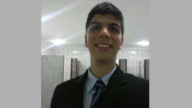 SAJ: Morre aos 26 anos Rafael de Andrade após ser internado com meningite - saj, noticias, destaque