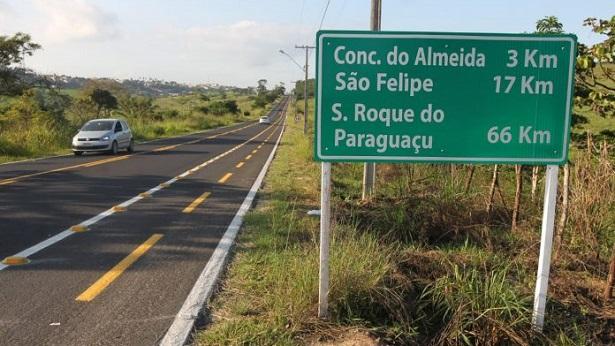 São Felipe e Conceição do Almeida recebem investimentos em infraestrutura e educação - sao-felipe, noticias, destaque, conceicao-do-almeida