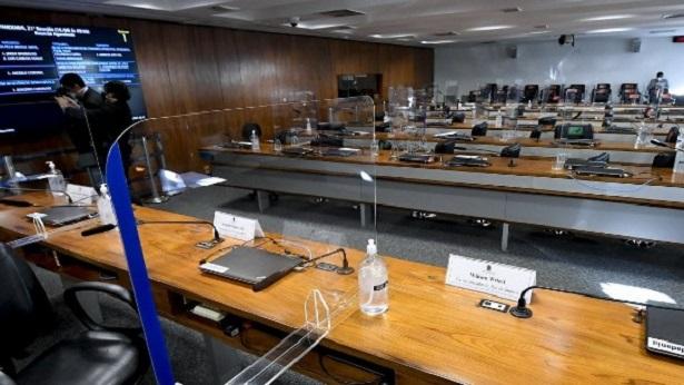 Senadores assinam lista para prorrogar atividades da CPI da Pandemia - politica