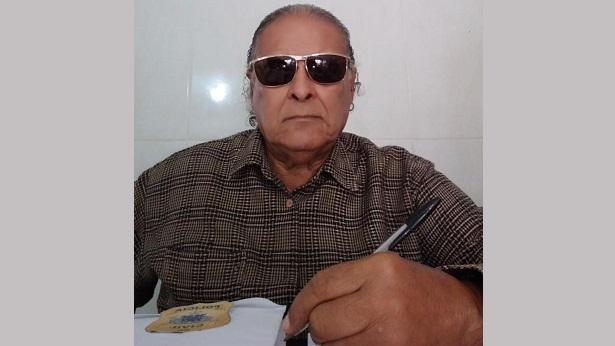 São Felipe: Morre ex-policial civil Manoel Francisco - sao-felipe, bahia