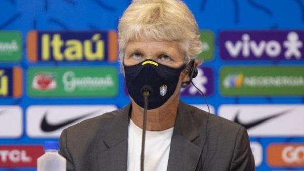 Pia convoca a seleção feminina de futebol para Olimpíada - esporte