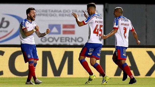 Bahia volta a vencer no Brasileirão e quebra invencibilidade do Athletico-PR - esporte