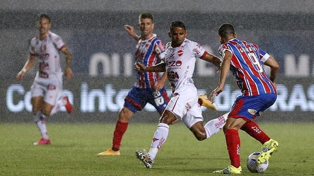 Bahia volta a vencer Vila Nova e avança na Copa do Brasil - esporte