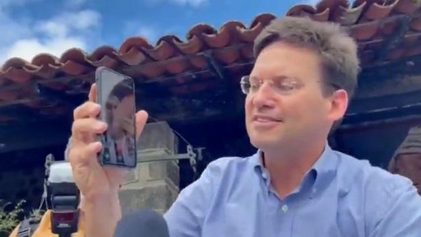 Em Amargosa, por chamada de vídeo, Bolsonaro diz que João Roma é o futuro do estado - bahia, amargosa
