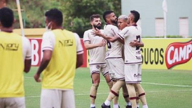 Jacuipense bate Ferroviário e conquista primeira vitória na Série C - esporte