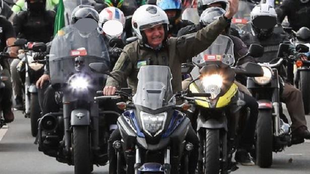 Deputado federal vai à Justiça para barrar motociata de Bolsonaro no Ceará - brasil