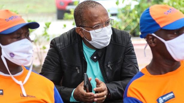 Suíca pede presença de membro da atual diretoria após Atakarejo dizer que Teobaldo não representa mais a empresa - bahia