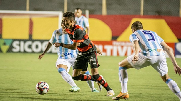 Vitória perde de virada para o Londrina no Barradão - esporte, bahia