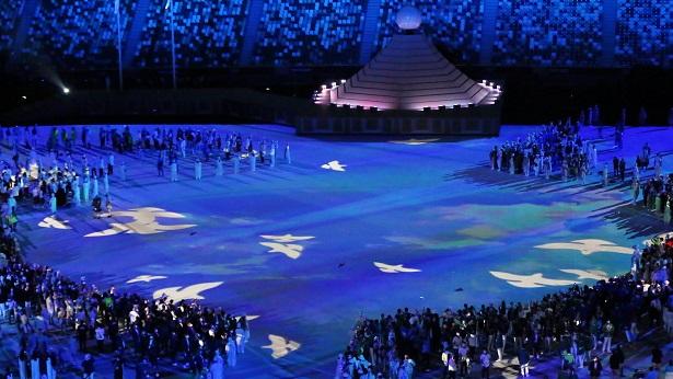 Atletas israelenses mortos em 1972 são lembrados na abertura de Tóquio - mundo, esporte