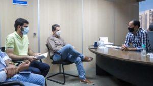 Mutuípe: Empresário Maurício Rauedys e presidente da UPB solicitam redutores de velocidade no Novo Ferro Velho - noticias, mutuipe, bahia