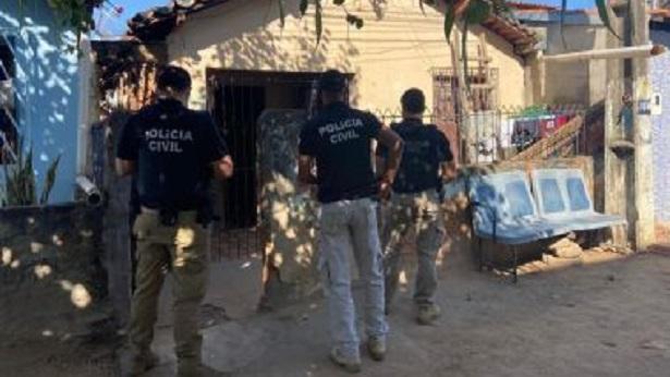 Ubaitaba: Operação que apura roubo de caminhões que transportam gado prende mais um - ubaitaba, policia, bahia