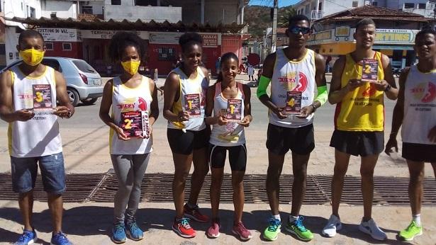 Atletas santoantonienses da USA se destacam na Corrida Solidária em Jaguaquara - saj, noticias, esporte, destaque