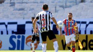 Bahia perde para o Atlético-MG, no Mineirão, pelo Campeonato Brasileiro - esporte
