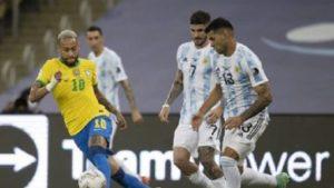 Argentina vence Brasil no Maracanã e conquista o título da Copa América - esporte, brasil