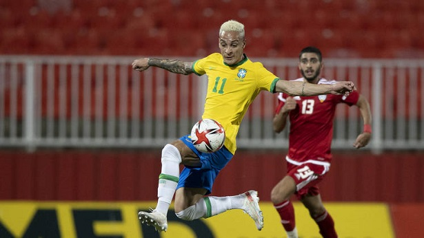 Seleção Olímpica vence Emirados Árabes em último teste antes dos Jogos - esporte