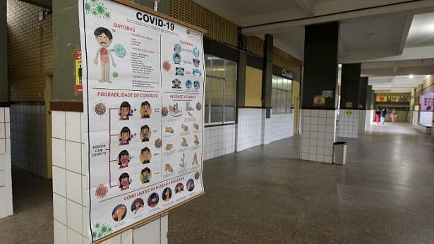 Governo investe R$ 305 milhões na requalificação das escolas para retomada das aulas presenciais - educacao, economia, bahia