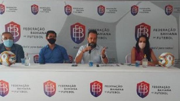 Federação Bahiana de Futebol anuncia Baianão Feminino 2021 - esporte, bahia