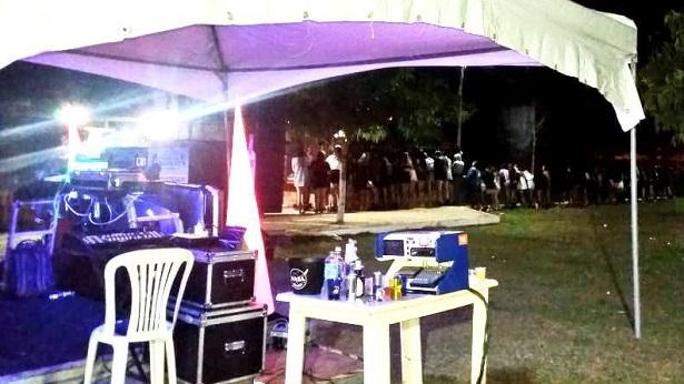 Vitória da Conquista: Festa clandestina com 250 pessoas é encerrada no Parque Imperial - vitoria-da-conquista, bahia