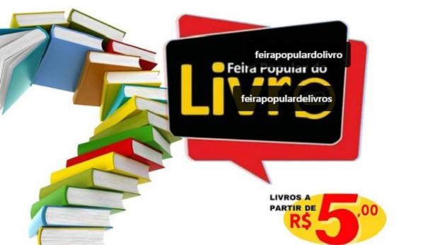 SAJ terá Feira Popular do Livro na Praça Padre Mateus durante o mês de agosto - saj, noticias, destaque, bahia