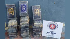 Caravelas: Mais uma mochila com cocaína é encontrada em praia - policia, noticias, destaque, caravelas, bahia