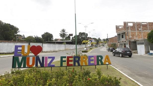 Muniz Ferreira: Governador entrega sistema de abastecimento de água e anuncia novos investimentos - noticias, muniz-ferreira