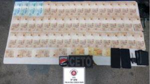 Jequié: Polícia Militar localiza R$ 3 mil em notas falsas - jequie, bahia