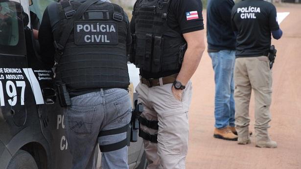 Operação contra quadrilha de ataque a bancos resulta em prisões em Itatim e Caetité - policia, noticias, itatim, destaque, caetite, bahia