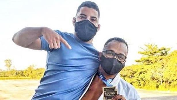 Livramento de Nossa Senhora: Policial ganha medalha em campeonato internacional de Jiu-jitsu - vitoria-da-conquista, noticias, livramento-de-nossa-senhora, bahia