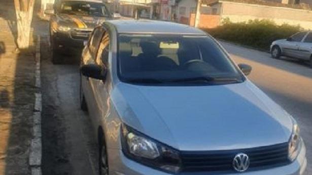 Homem que locou carro em São Paulo e não devolveu é preso em Amélia Rodrigues na Bahia - policia, bahia, amelia-rodrigues