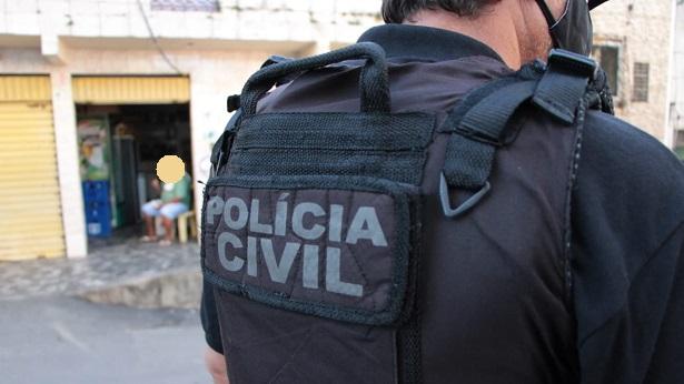 SAJ: Presa acusada de participação no homicídio de Kleber Paulo; acusado de tráfico também foi preso - saj, destaque