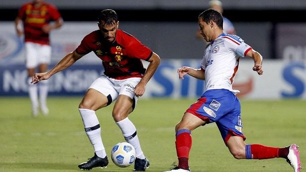 Bahia perde para o Sport; foi a quinta derrota seguida na temporada - esporte