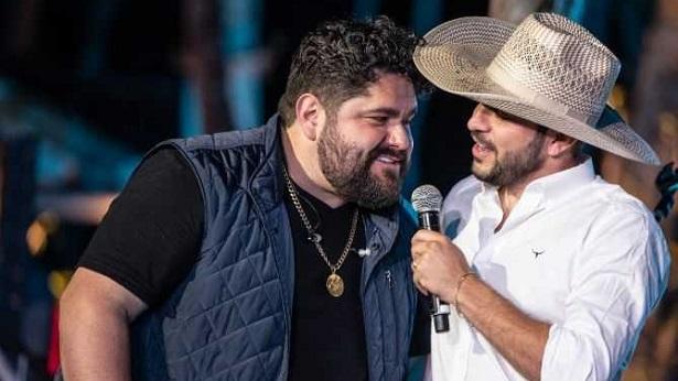 Ex-BBB Caio Afiune canta com César Menotti & Fabiano na Live Festa Peão de Barretos - noticias, entretenimento