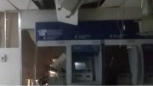 Camacã: Caixas eletrônicos de agência bancária são explodidos - policia, camaca, bahia
