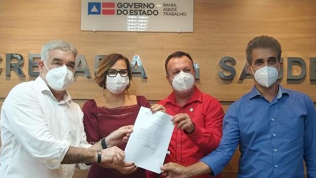 Dom Macedo Costa: Através de emenda deputado viabiliza equipamentos hospitalares - noticias, dom-macedo-costa, destaque