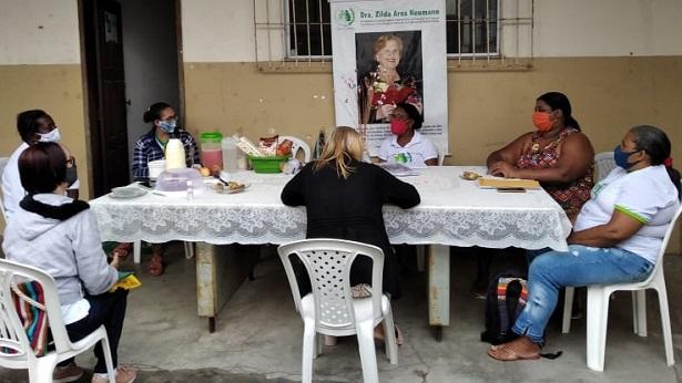 Diocese de Amargosa: Pastoral da Criança realiza reunião com voluntários da Forania São Pedro - saj, catolico