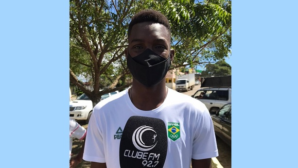 Após participar das Olímpiadas, Keno Marley é recepcionado em Conceição do Almeida e Sapeaçu - noticias, esporte, destaque, conceicao-do-almeida, bahia