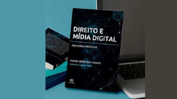 Livro Direito e Mídia Digital debate as leis para a publicidade digital no Brasil - literatura
