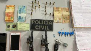 João Dourado: Acusado de atirar e colocar fogo em corpo de amante é preso - policia, irece, bahia