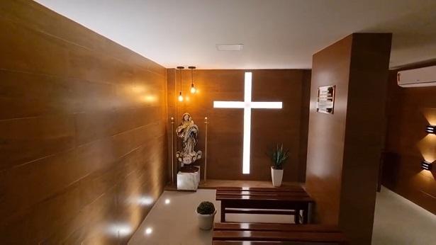 Valença: Nos seus 161 anos, Santa Casa ganha Capela Nossa Senhora da Providência - valenca, destaque, catolico