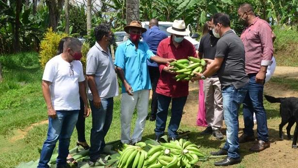 Muniz Ferreira: Governo e Município articulam ações estratégicas para impulsionar agricultura familiar - noticias, muniz-ferreira, bahia