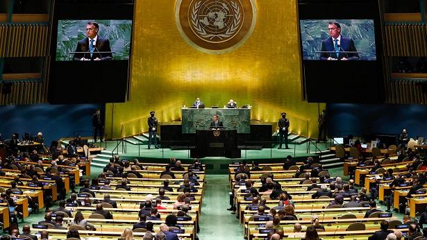 Presidente do Peru deixa plenário da ONU durante discurso de Bolsonaro - politica, mundo