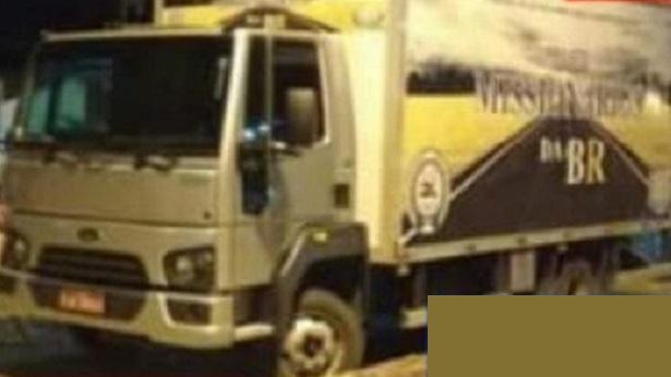Ilhéus: Caminhão baú é roubado no bairro Nelson Costa - policia, ilheus
