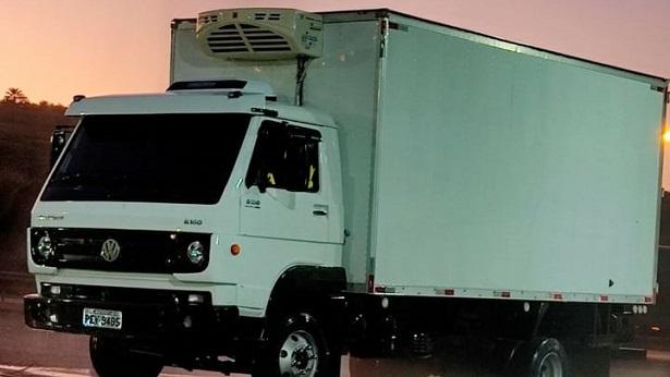 Caminhão baú é tomado de assalto próximo a Camamu - lajedo-alto, camamu, bahia