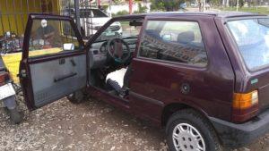 Carro é furtado em Santo Antônio de Jesus - saj, policia, noticias, bahia